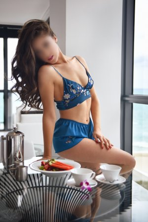 Roselia live escort in Central LA & speed dating